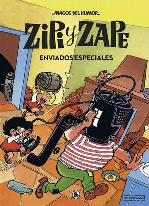 MAGOS DEL HUMOR: ZIPI Y ZAPE #023. ENVIADOS ESPECIALES