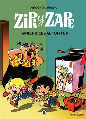 MAGOS DEL HUMOR: ZIPI Y ZAPE #27. APRENDICES AL TUN TUN