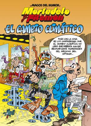 MAGOS DEL HUMOR: MORTADELO Y FILEMON #211. EL CAMBIO CLIMÁTICO