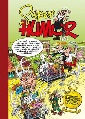 SÚPER HUMOR MORTADELO #66. MISTERIO EN EL HIPERMERCADO!
