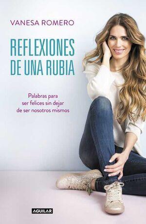 REFLEXIONES DE UNA RUBIA