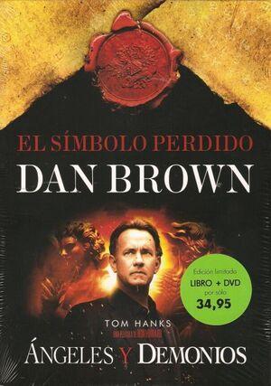 EL SIMBOLO PERDIDO + DVD ANGELES Y DEMONIOS