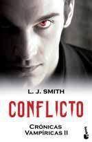 CRONICAS VAMPIRICAS VOL. 02: CONFLICTO (BOLSILLO)