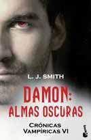 CRONICAS VAMPIRICAS V: DAMON ALMAS OSCURAS (BOLSILLO)