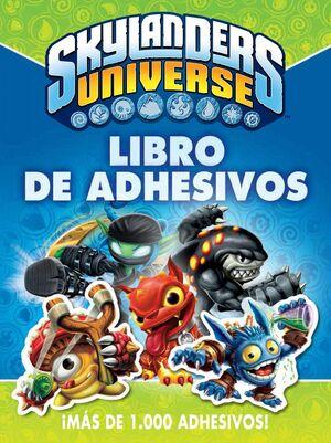 SKYLANDERS UNIVERSE. LIBRO DE ADHESIVOS