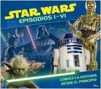 STAR WARS. EPISODIOS I-VI