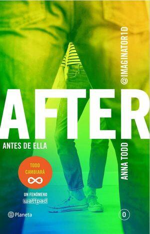 AFTER #00. ANTES DE ELLA (RTCA)