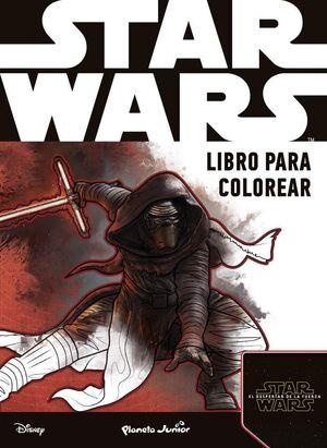 STAR WARS: LIBRO PARA COLOREAR