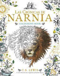 LAS CRONICAS DE NARNIA: COLOURING BOOK