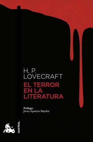 EL TERROR EN LA LITERATURA (BOLSILLO)