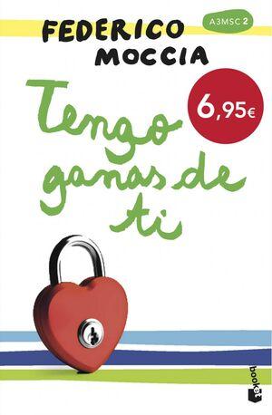 A TRES METROS SOBRE EL CIELO II: TENGO GANAS DE TI (BOLSILLO)