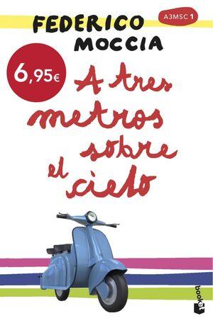 A TRES METROS SOBRE EL CIELO I (BOLSILLO - RTCA SIN SOLAPAS)