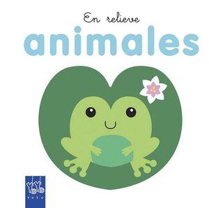 EN RELIEVE. ANIMALES