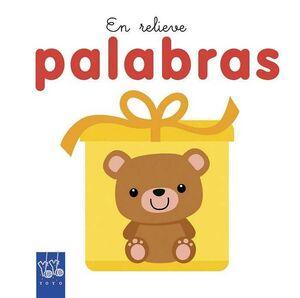 EN RELIEVE. PALABRAS