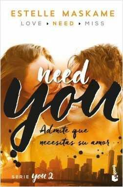 YOU 2. NEED YOU (BOLSILLO)