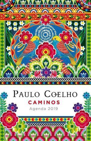 AGENDA 2019 PAULO COELHO. CAMINOS