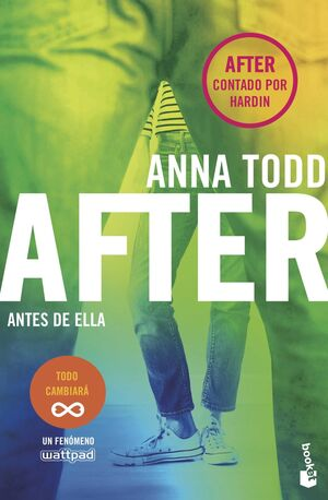AFTER #00. ANTES DE ELLA (BOLSILLO)