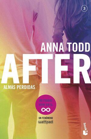 AFTER #03. ALMAS PERDIDAS (BOLSILLO)