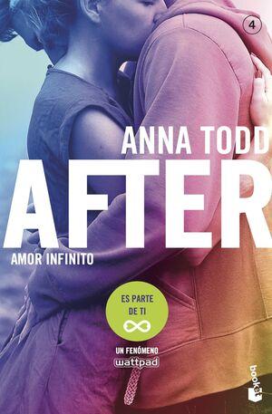 AFTER #04. AMOR INFINITO (BOLSILLO)