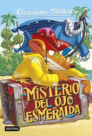 GERONIMO STILTON #33. EL MISTERIO DEL OJO DE ESMERALDA