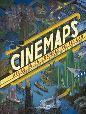 CINEMAPS. ATLAS DE 35 GRANDES PELICULAS