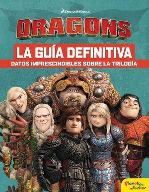 COMO ENTRENAR A TU DRAGON 3. LA GUIA DEFINITIVA