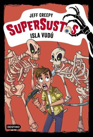 SUPERSUSTOS #08. ISLA VUDU