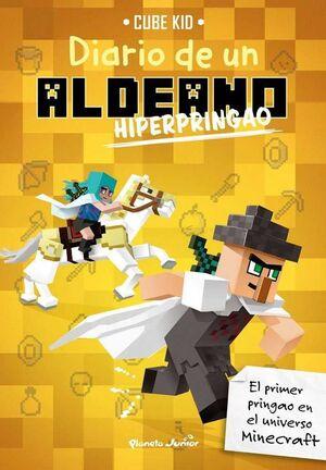 MINECRAFT: DIARIO DE UN ALDEANO HIPERPRINGAO