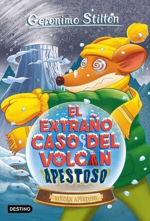 GERONIMO STILTON #39. EL EXTRAÑO CASO DEL VOLCAN APESTOSO