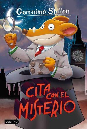 GERONIMO STILTON #79. CITA CON EL MISTERIO