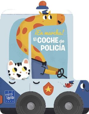 EN MARCHA! EL COCHE DE POLICIA