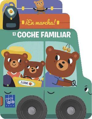 EN MARCHA! EL COCHE FAMILIAR