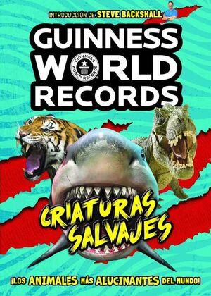 GUINNESS WORLD RECORDS: CRIATURAS SALVAJES
