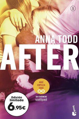 AFTER #01. AQUI EMPIEZA TODO (EDICION LIMITADA)