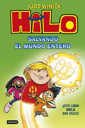 HILO. SALANDO EL MUNDO ENTERO