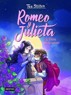 TEA STILTON. LIBROS DEL CORAZON 02: ROMEO Y JULIETA