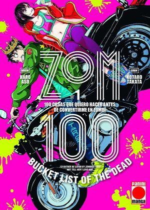 ZOMBIE 100 #01