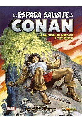 BIBLIOTECA CONAN: LA ESPADA SALVAJE DE CONAN #10