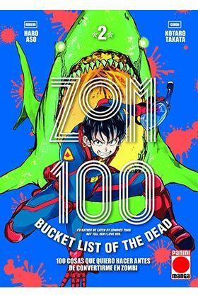 ZOMBIE 100 #02