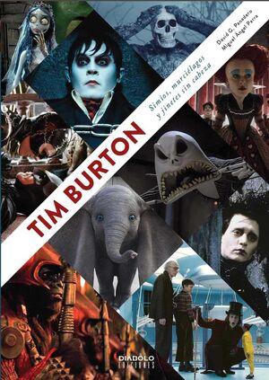 TIM BURTON SIMIOS MURCIELAGOS Y JINETES SIN