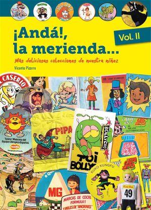 ANDA LA MERIENDA! #02