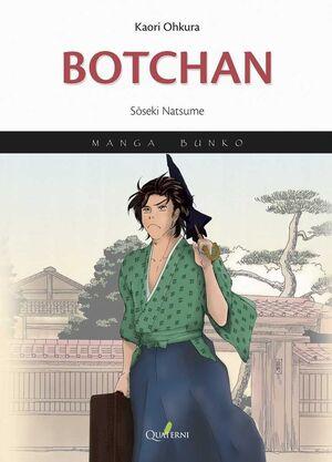 BOTCHAN. EL MANGA