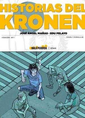 HISTORIAS DEL KRONEN. EDICION NUMERO 1