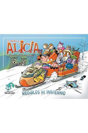 LA ABUBILLA ALICIA #03 REGALOS DE INVIERNO