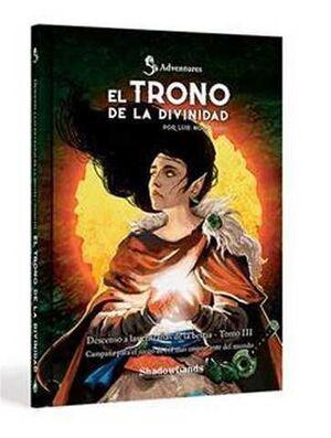 DUNGEONS & DRAGONS: EL TRONO DE LA DIVINIDAD
