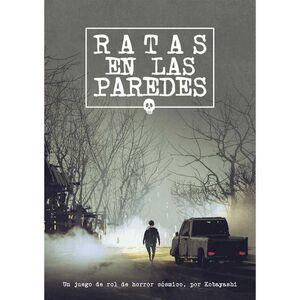RATAS EN LAS PAREDES JDR