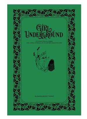 GIRL UNDERGROUND JDR