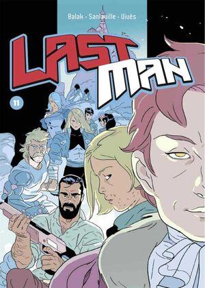 LAST MAN #11