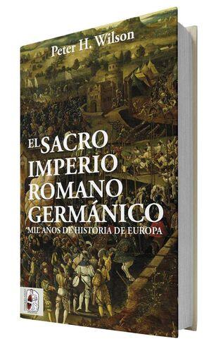 DESPERTA FERRO: EL SACRO IMPERIO ROMANO GERMANICO. MIL AÑOS DE HISTORIA
