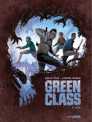 GREEN CLASS #02. ALFA